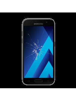 Réparation écran Samsung A3...